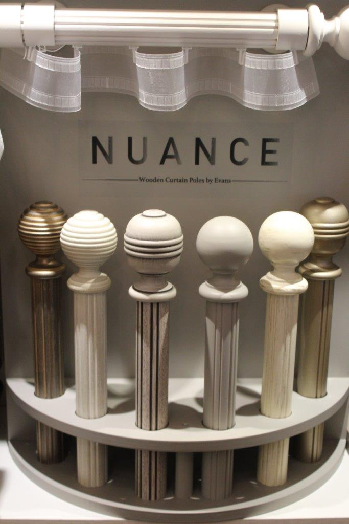 Nuance, tracks and poles